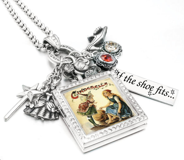 cinderella locket