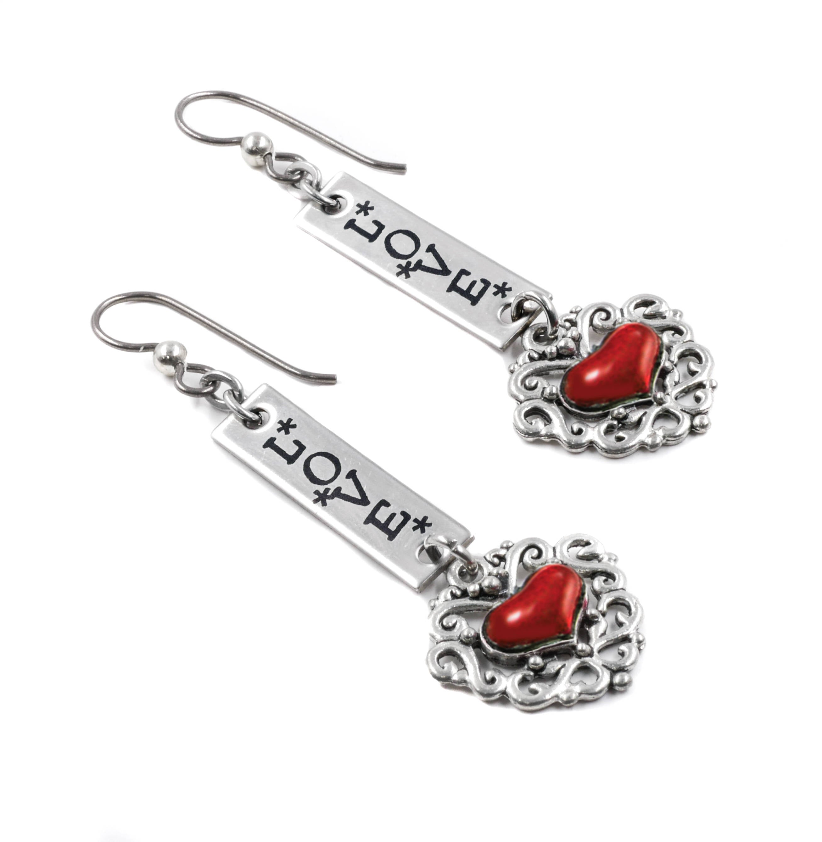silver plated claddah earrings your choice of ear wires