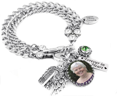 Personalized Remembrance Bracelet