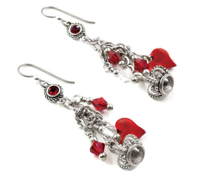 Queen of Heart Earrings
