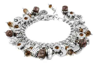 Chocolate Petit Fours Bracelet