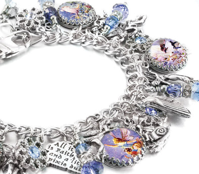 The Enchanted Fairy Charm Bracelet