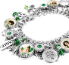 Celtic Princess Charm Bracelet