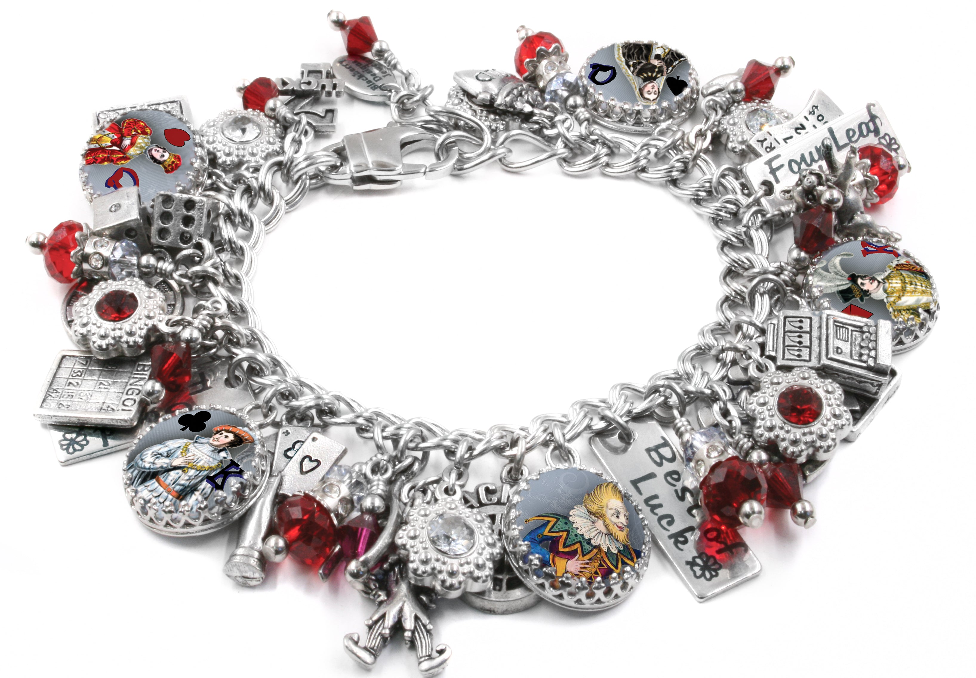 Silver casino bracelet how to beat the slot machines in casinos