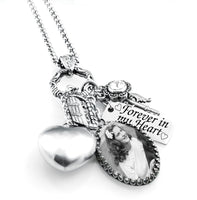 Personalized Cremation Urn Necklace