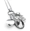 personalize memorial necklace