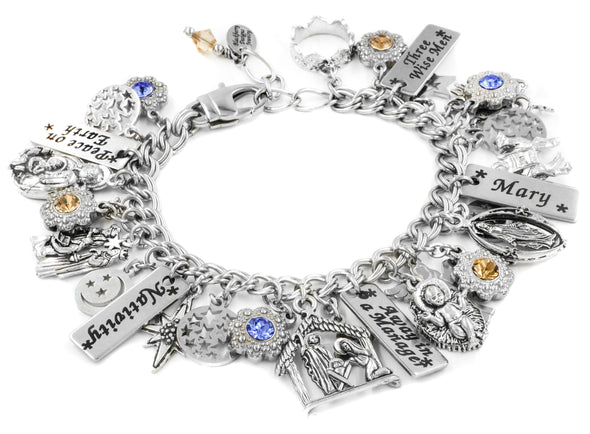 nativity bracelet birth of christ