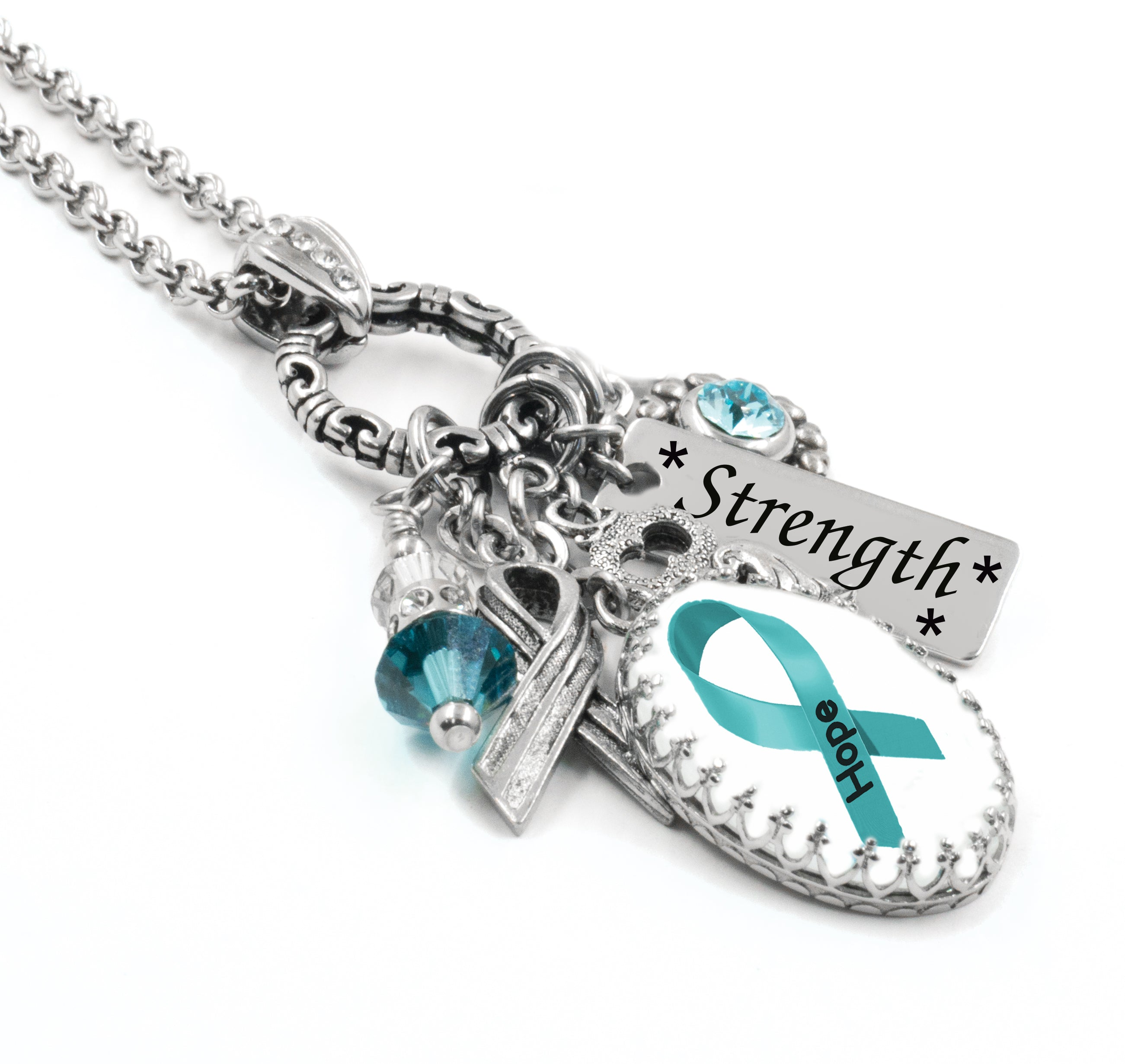 0c4ca5871 Ovarian Cancer Awareness Necklace – Blackberry Designs Jewelry