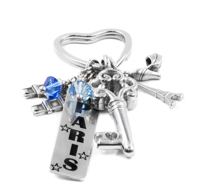 paris key chain