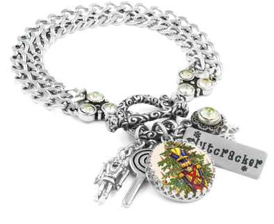 Charming Nutcracker Suite Bracelet