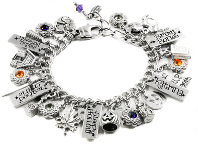 headless horseman, sleepy hollow bracelet
