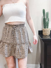 Load image into Gallery viewer, Adrienne Cheetah Skirt
