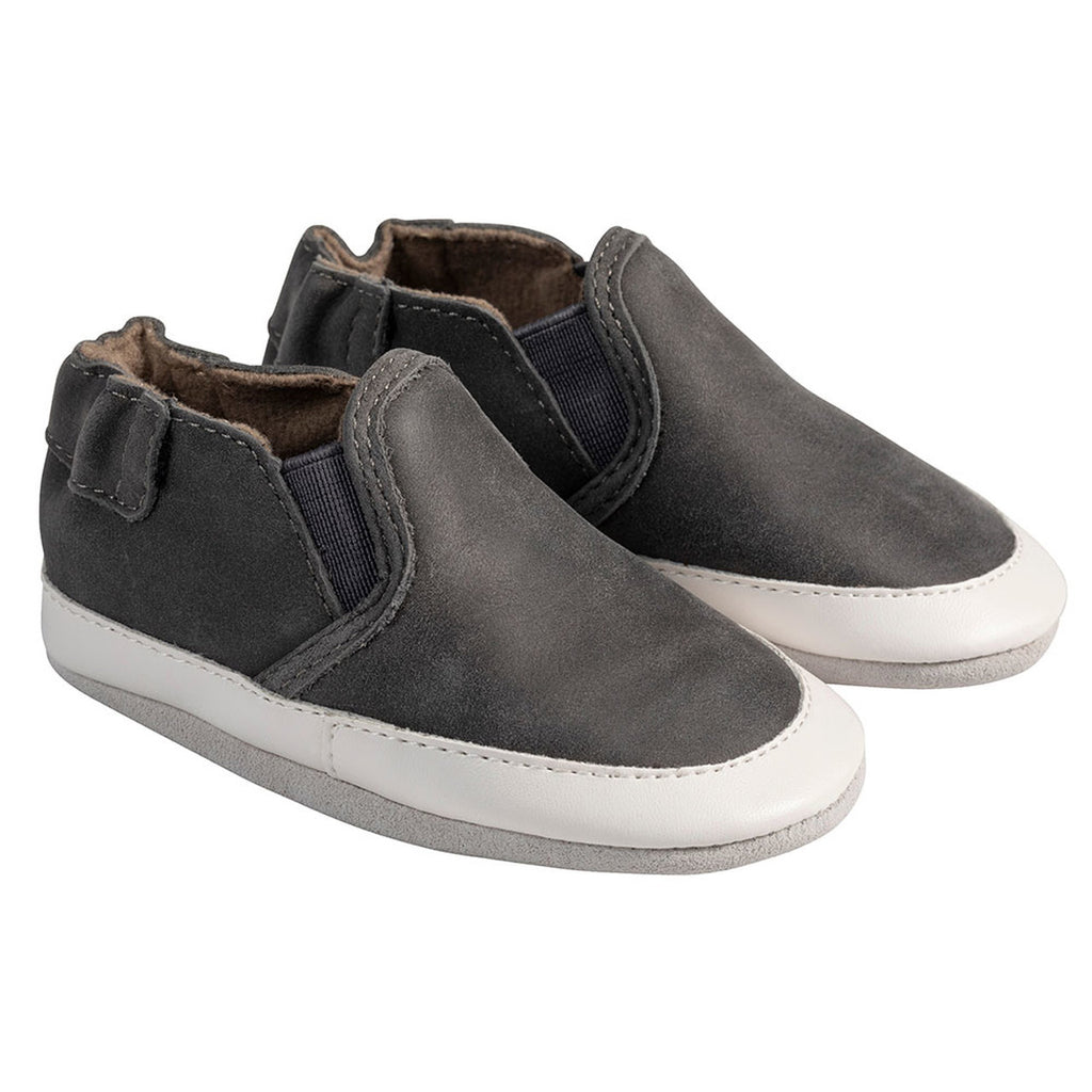 Charcoal Grey Liam Shoes