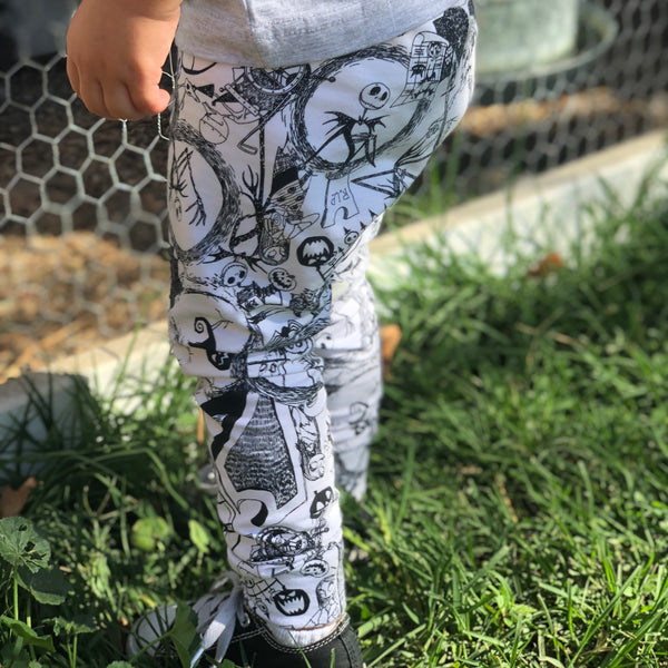 Jack and Sally Leggings