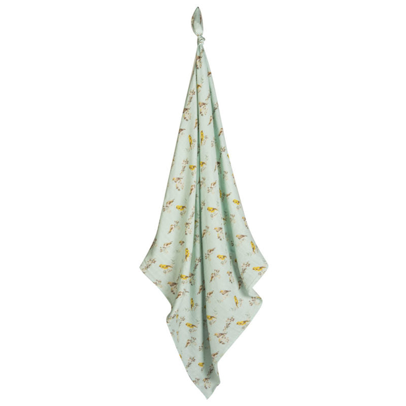 Milkbarn Bamboo Cotton Swaddles