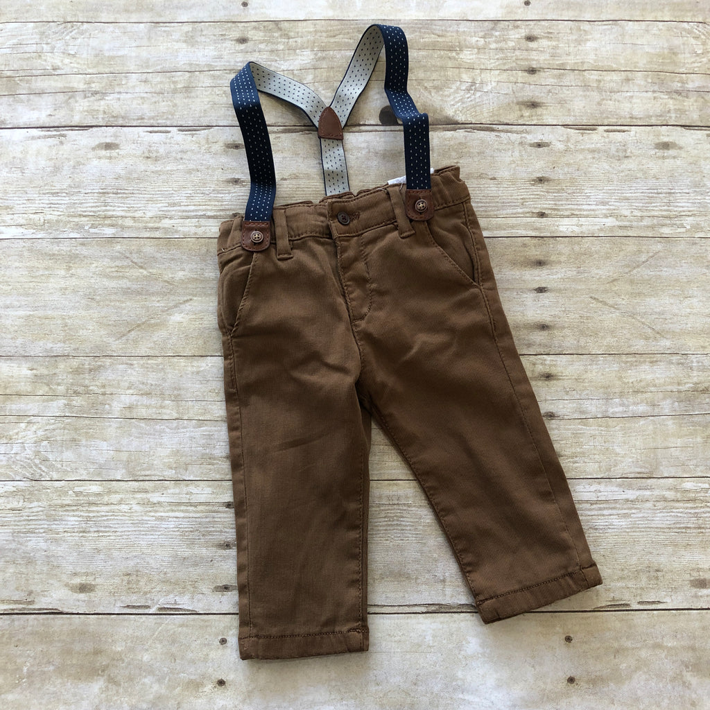 Chino Brown Pants
