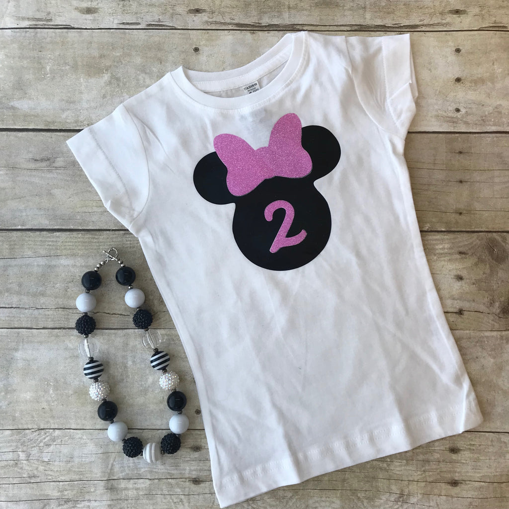 Minnie Mouse Birthday #2