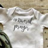Answered Prayer Bodysuit