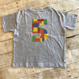 5th Lego Birthday Shirt