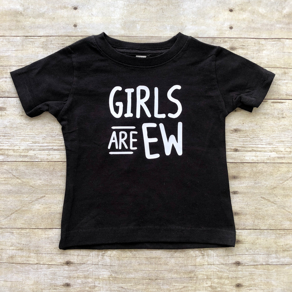 Girls are EW Graphic