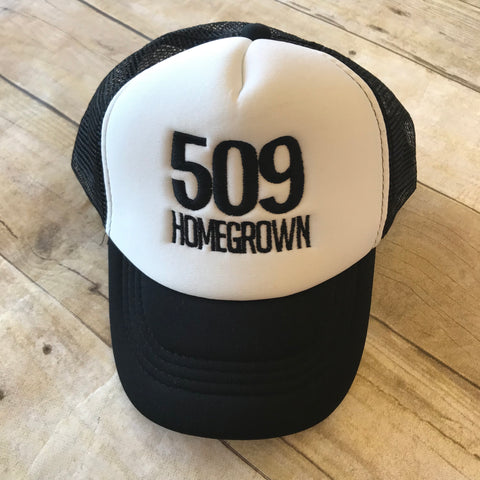 509 Homegrown Kids Snapbacks