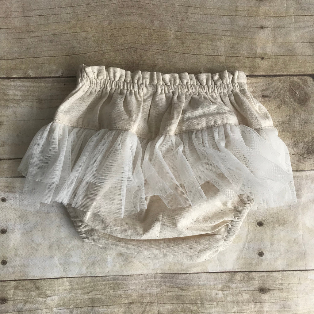 Tulle Cotton Bloomers
