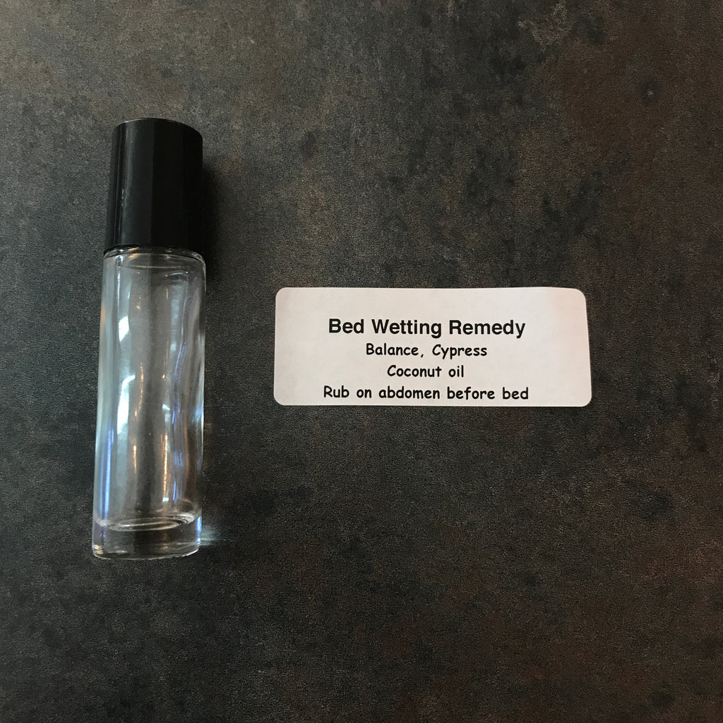 Bed Wetting- Essential Oils