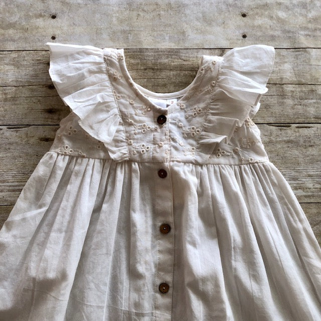 Isla Eylet Dress