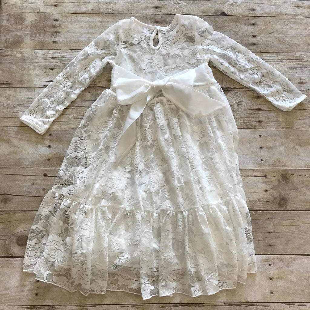 Aster Lace Dress