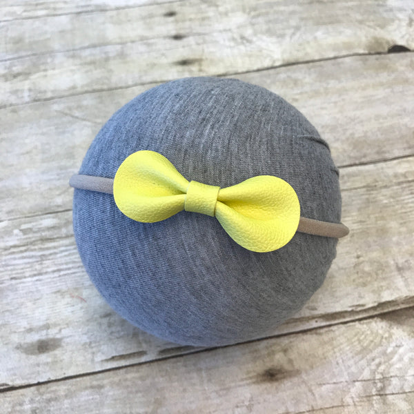 Buttercup Bow