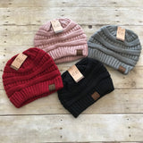 Adult CC Cable Beanie