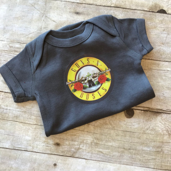 Guns & Roses Bodysuit