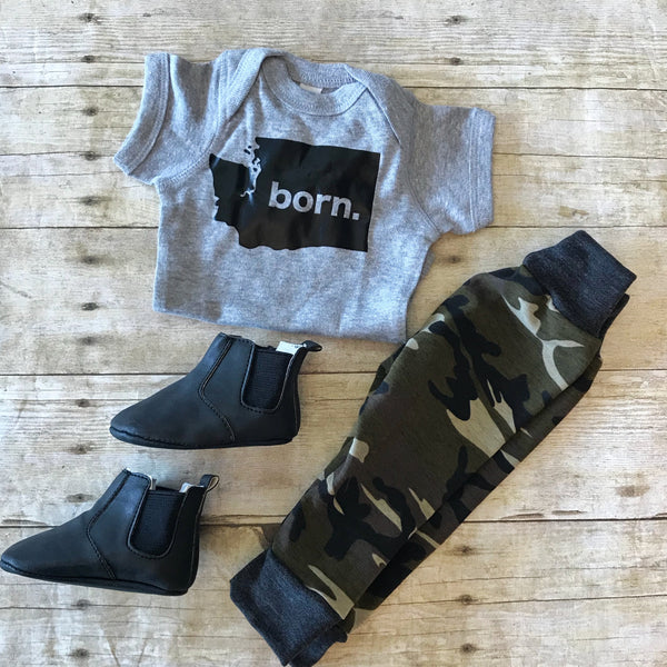 Washington Born Bodysuit