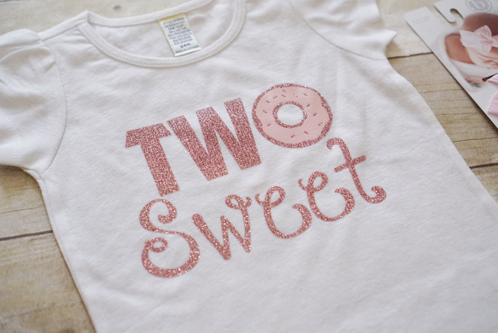 Two Sweet Donut Shirt