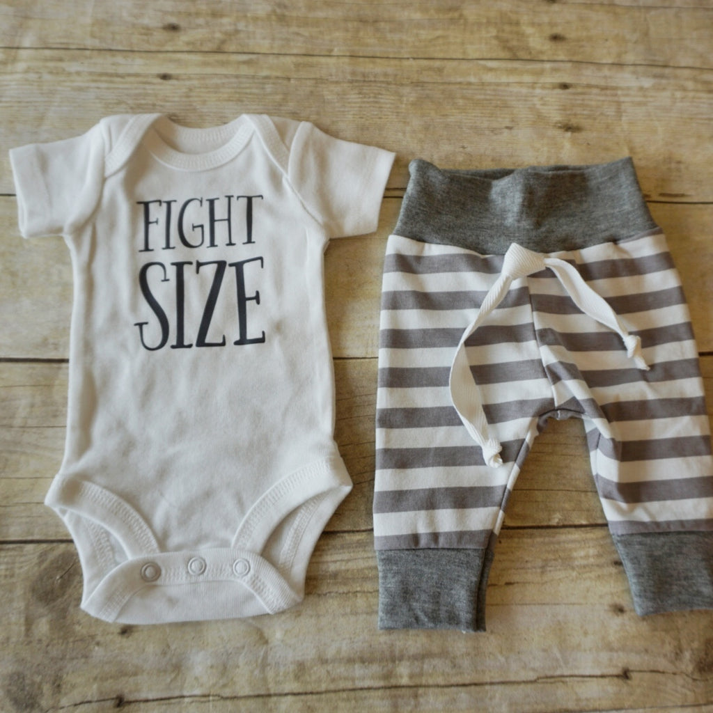 Fight Size Bodysuit