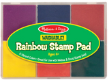 Rainbow Stamp Set