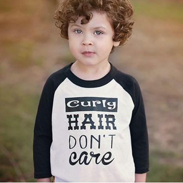 Curly Hair Don't Care
