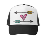 Arrows of Love Trucker Hat