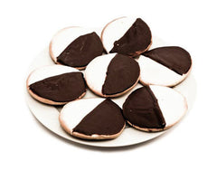 One Dozen (12) - The Original Black and White Cookies from The Black and White Cookie Company