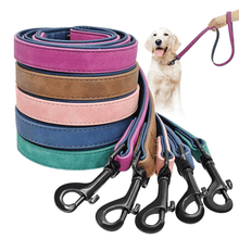 Load image into Gallery viewer, Premium Leather Dog Leash