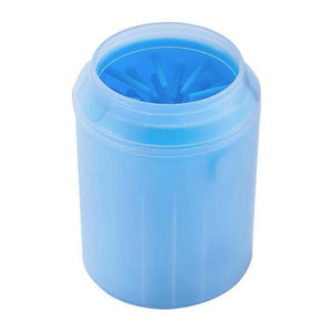 Portable Ultra Soft Silicone Dog Paw Washer Cup