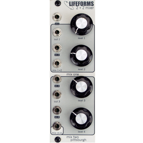 Lifeforms 2x2 Mixer