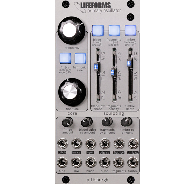 Lifeforms Primary Oscillator