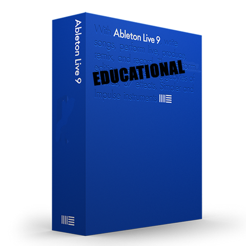 Ableton 9 (Standard) Educational