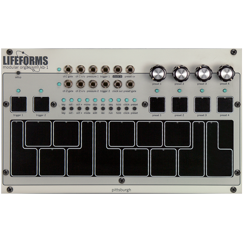 Lifeforms KB-1