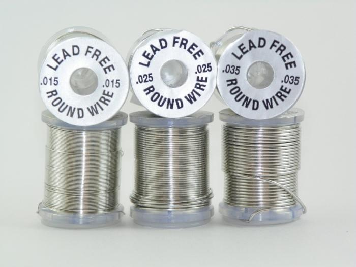 Lead Free Wire - Round