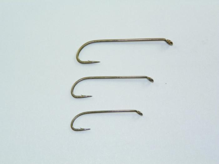 mustad l87-3665a streamer hooks from Rangeley Maine fly fishing shop