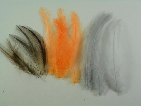 Neck Hackle Mini Packs