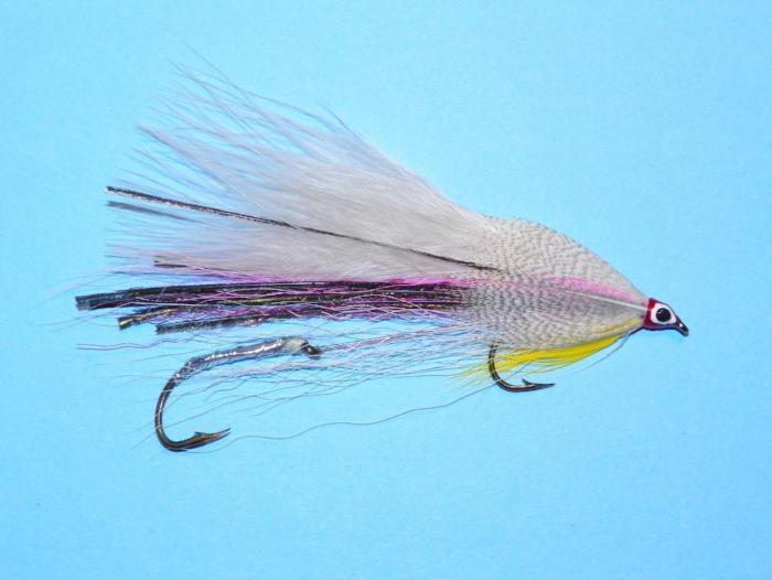 Clos Nuf tandem fishing fly from a Maine Fly Shop
