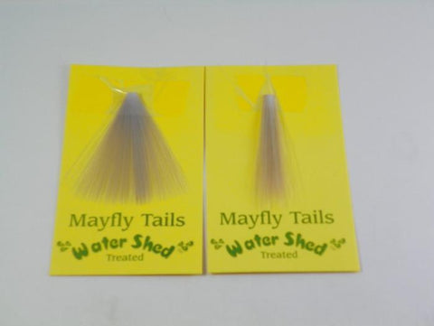 Mayfly Tails